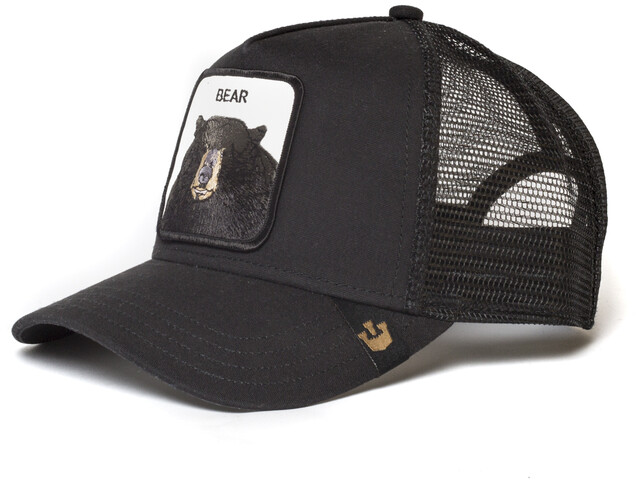 Goorin Bros. Black Bear Trucker Cap black